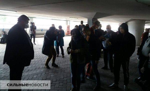 Виктор Бабарико: Страной должен управлять не «вождь», а менеджер – кандидат на пост главы государства посетил Гомель