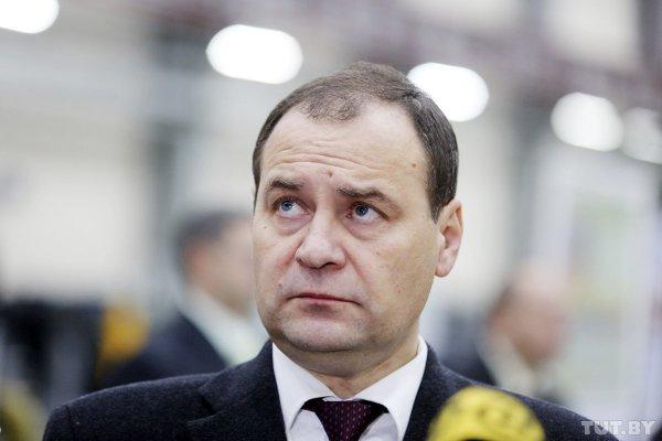 Назван новый состав правительства Беларуси: Новым премьером Беларуси стал Роман Головченко
