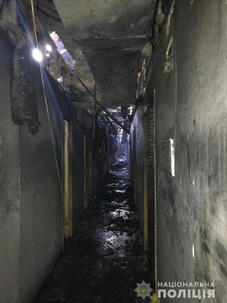 Жительница Рогачёва признана потерпевшей по делу о жутком пожаре в Одессе, где заживо сгорели девять человек. Подробности от «Сильных новостей»