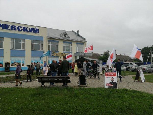В Рогачёве за Цепкало «забраковали» почти 60% подписей! Как защитить свою подпись?