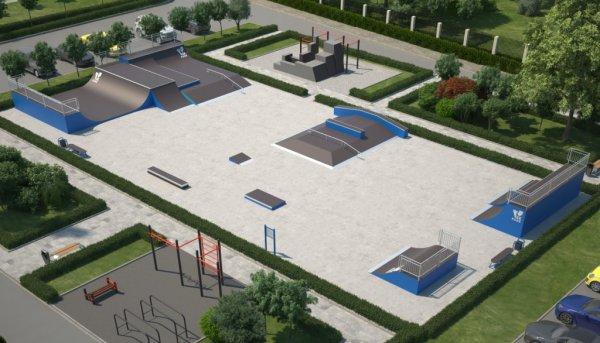 В Рогачёвском райисполкоме состоится встреча руководства района с молодёжью. Тема – строительство скейт-парка в городе