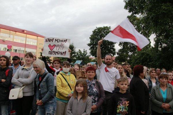 В райисполкоме состоялись переговоры между Дашкевичем и местными чиновниками: стороны очень жёстко поговорили