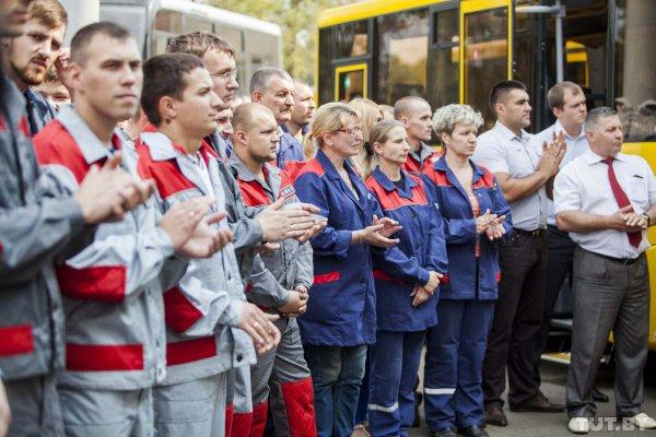 Рабочие Минского тракторного завода призвали выходить из государственных профсоюзов и вступать в независимые - видео