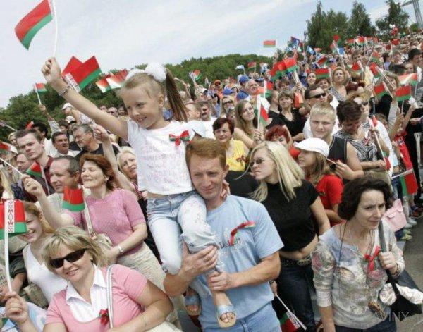 Белстат рассказал о национальном составе населения в Беларуси