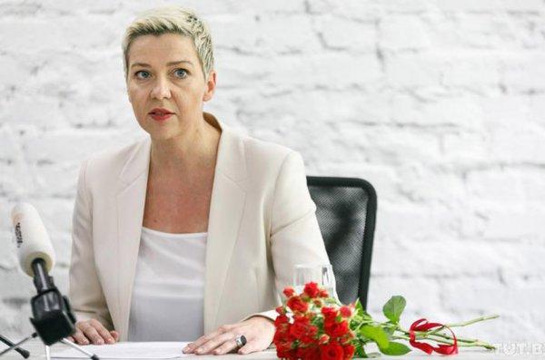Колесникова призвала белорусов не покупать товары госпредприятий