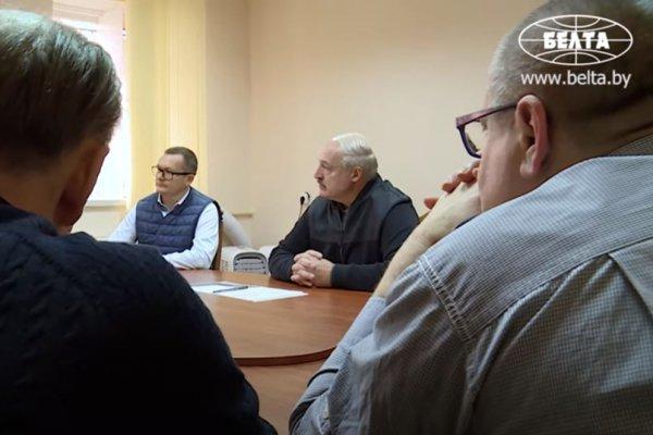 Ну и новости! Лукашенко в СИЗО КГБ и другие события недели – видеообзор новостей без цензуры