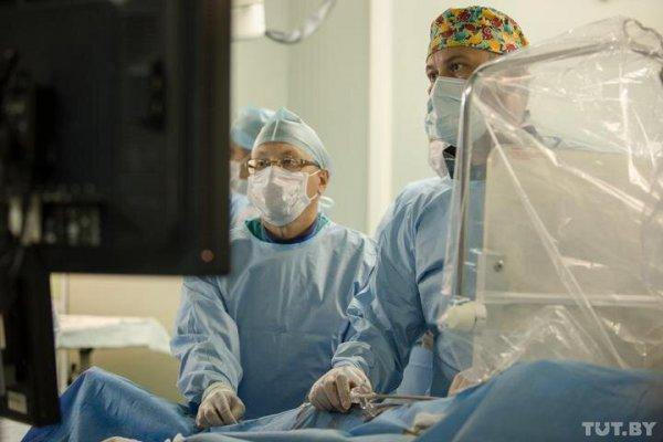 Утром задержали почти всех медиков РНПЦ «Кардиология». Работа ряда отделений центра парализована