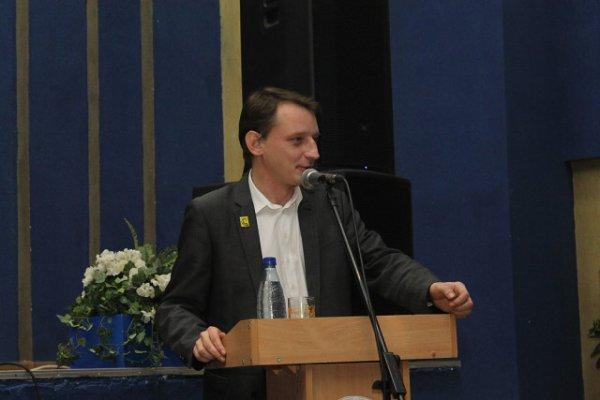 Руководство РОВД провело с Дашкевичем профилактическую беседу: им не нравятся публикации на «Рогачёв Онлайн»