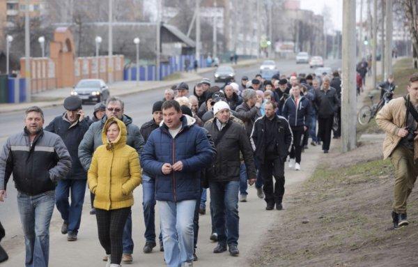 Блог «Дашкевич LIFE»: Что сейчас происходит в Рогачёвском районе? – видео