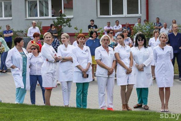 Польша примет на работу врачей из Беларуси уволенных за политические взгляды