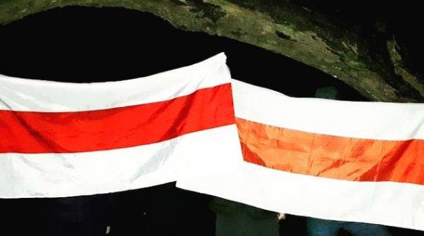 Фоторепортаж: В Рогачёве продолжаются акции Солидарности