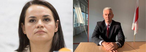 У Беларуси появился «теневой» министр иностранных дел