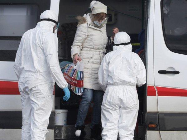 Британский штамм коронавируса вплотную приблизился к Беларуси