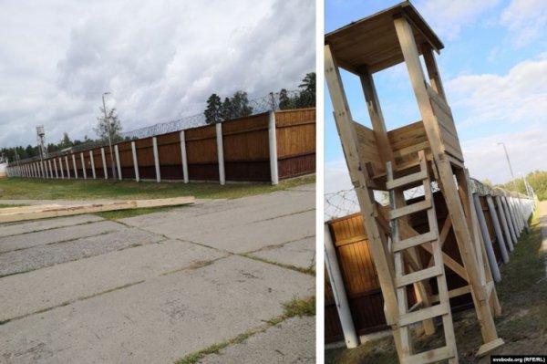Стали известны новые подробности о лагере для протестующих под Слуцком – фото