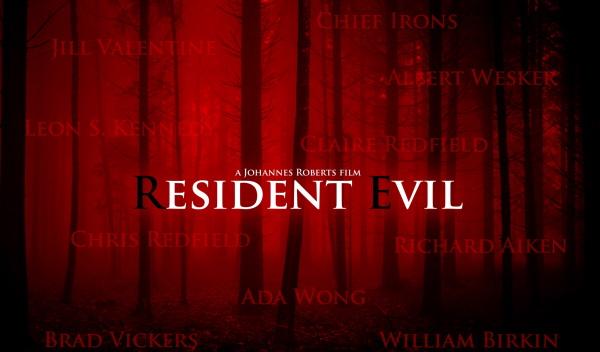 Перезапуск кинофильма Resident Evil получил официальное название