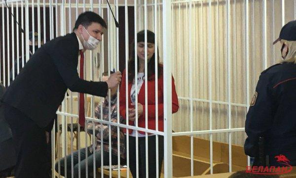 Сегодня будет оглашён приговор по делу Катерины Борисевич и Артема Сорокина