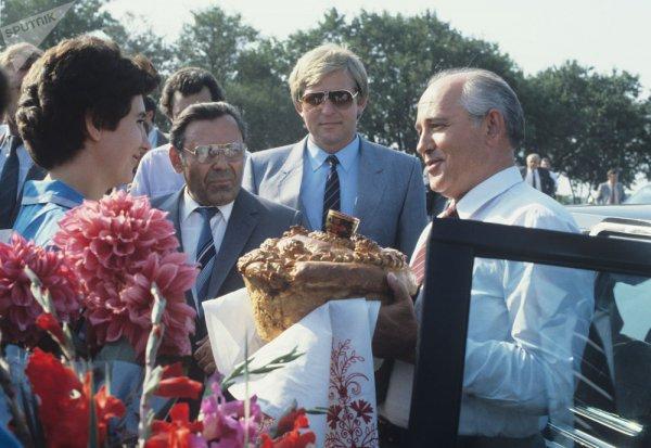 Михаилу Горбачёву исполнилось 90 лет