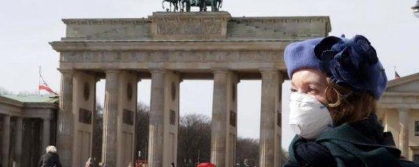 В Германии частично отменяют карантинные ограничения