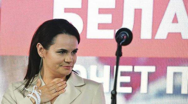 Тихановская призвала ООН усилить давление на режим Лукашенко