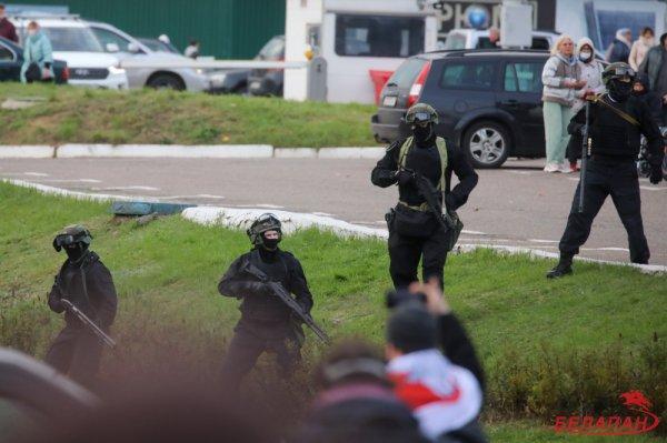 В России опасаются повторения протестов по белорусскому сценарию