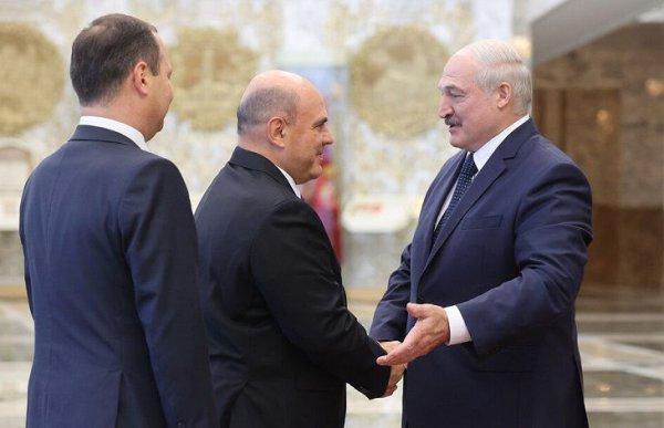 Беларусь с официальным визитом посетит премьер-министр России