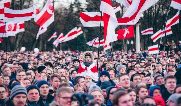Власти Минска запретили проводить оппозиции День Воли