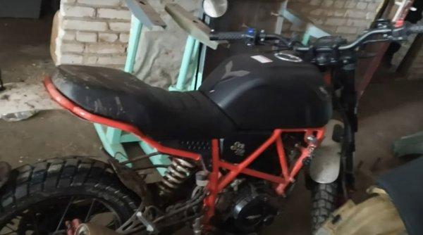 Житель Минска отдал долг знакомому угнанным мотоциклом
