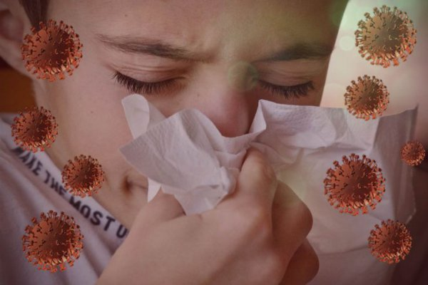 Названа болезнь, которая в 10 раз увеличивает риск смерти детей от COVID-19