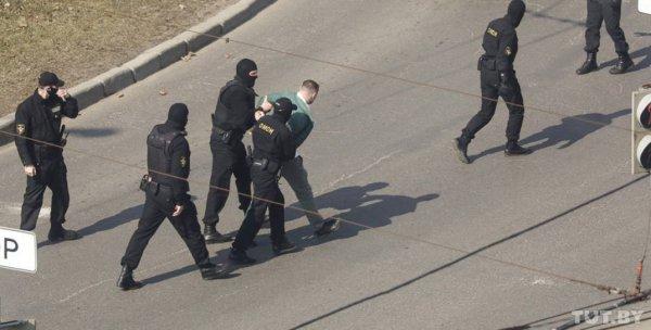 За два дня в Беларуси задержано более 500 человек