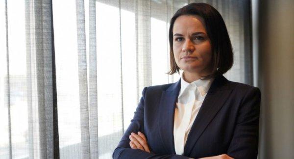 Генпрокуратура обвинила Светлану Тихановскую в подготовке терактов в Беларуси
