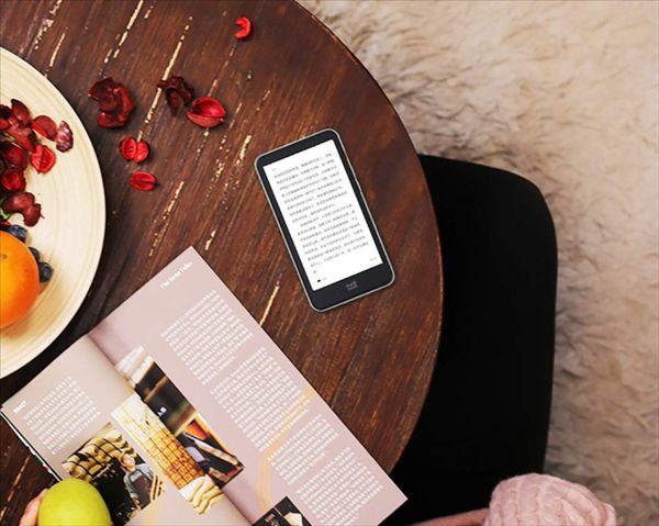 Xiaomi презентовала компактную электронную книгу InkPalm 5 за $91