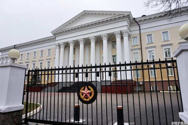 Из военной части в Витебске сбежал вооружённый солдат