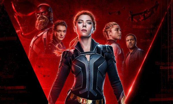 Студия Marvel опубликовала второй финальный трейлер «Черной вдовы»