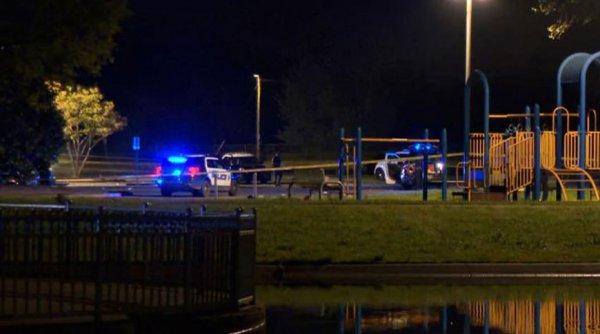 В результате перестрелки в США один человек погиб и трое пострадали