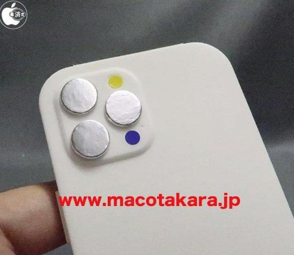 В сети опубликовано фото макета нового iPhone 13