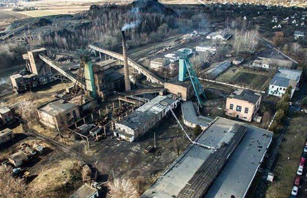 В Украине на угольной шахте оборвался лифт с людьми
