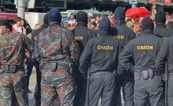 Белорусских силовиков не будут наказывать за причинение вреда здоровью при применении силы