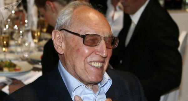 На 97-м году жизни умер народный артист России Эмиль Верник