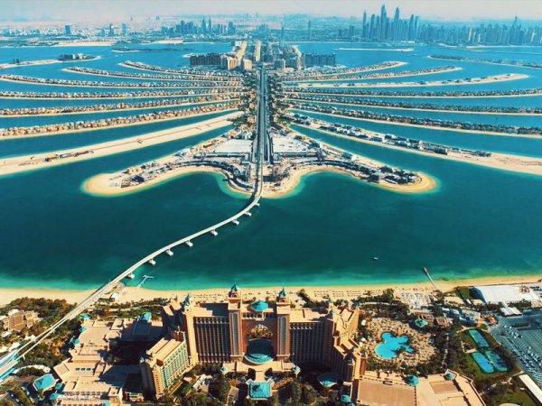 5 причин побывать в Дубае: чем стоит здесь заняться