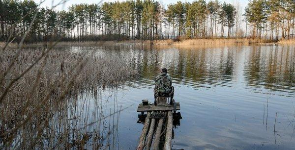 В Беларуси с 15 апреля установлен запрет на лов судака