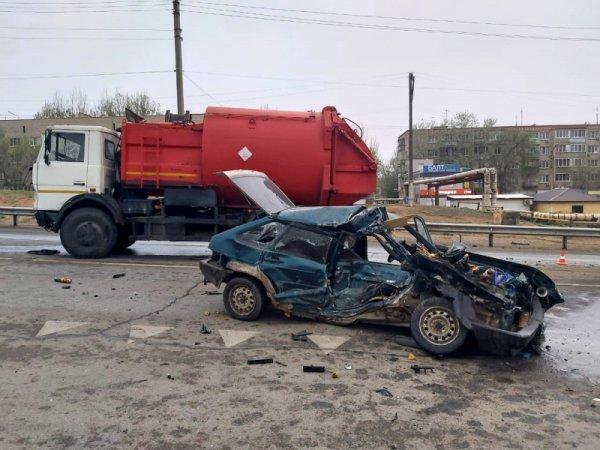 В результате ДТП в Солигорском районе  пострадало семь человек