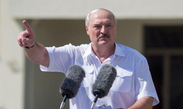 Лукашенко рассказал новые подробности истории с покушением на него