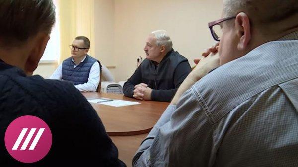 В сети появилось видео, где Тихановский жёстко отвечает Лукашенко по поводу его младшего сына