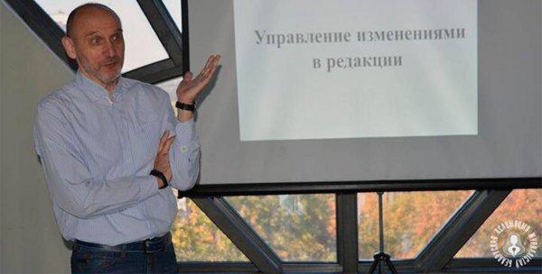 Главного редактора издания Intex-press оштрафовали за интервью с Тихановской
