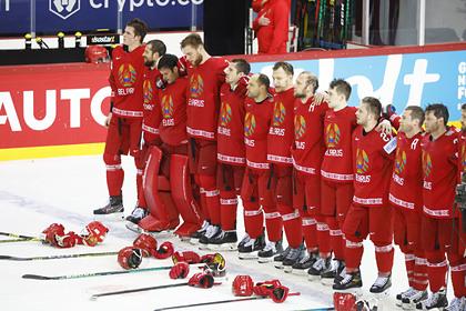Беларусь хотят отстранить от участия в ЧМ по хоккею