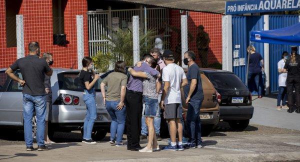 В Бразилии подросток напал на детский сад и убил пять человек