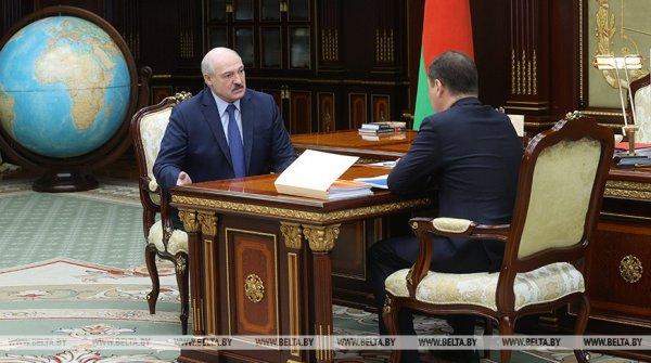 Лукашенко пригрозил странам ЕС перекрыть транзит через Беларусь