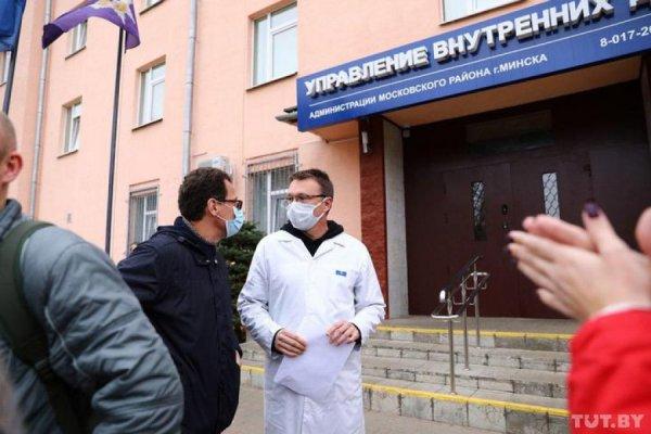 В Беларуси продолжаются аресты врачей