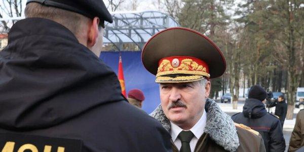 87 белорусских силовиков лишены воинских званий указом Лукашенко
