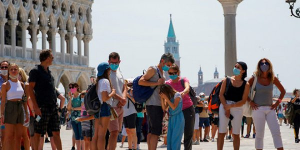 Италия возобновляет приём туристов